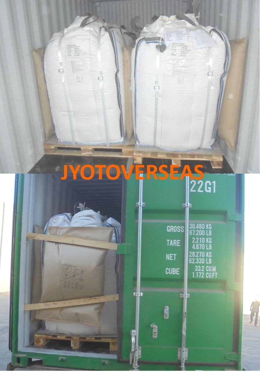 CONTAINER  STUFFING  WITH AIRBAG